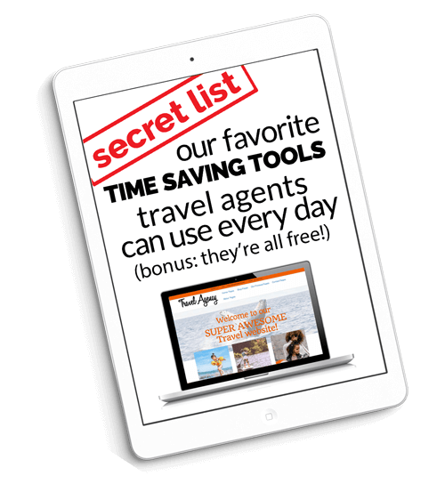 favorite free tools for travel agents