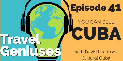 You can sell CUBA with David Lee from Cultural Cuba